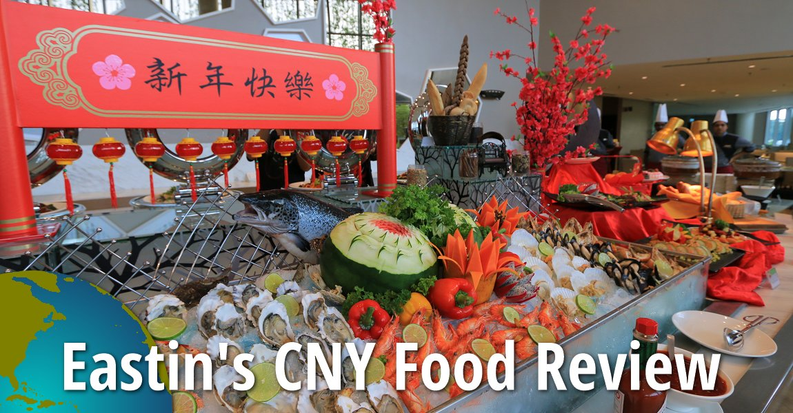 Eastin Hotel Penang's Chinese New Year promotion