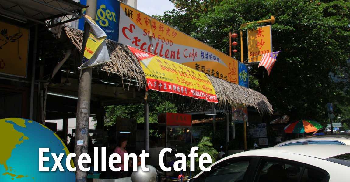 Excellent Cafe in Ayer Itam