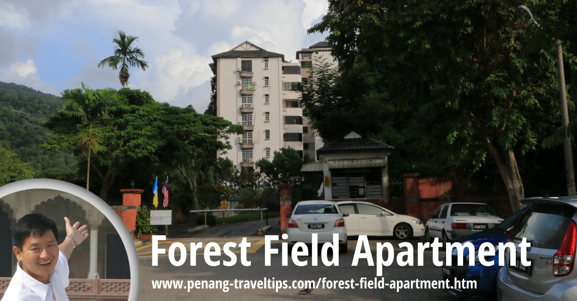 Forest Field Apartment, Penang