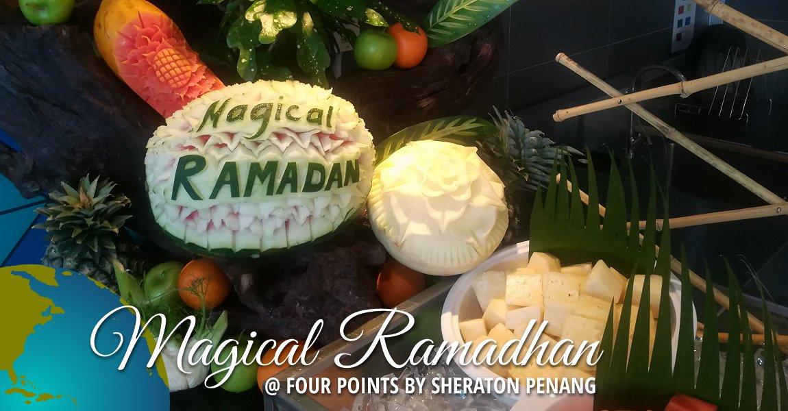Magical Ramadhan Buffet Dinner