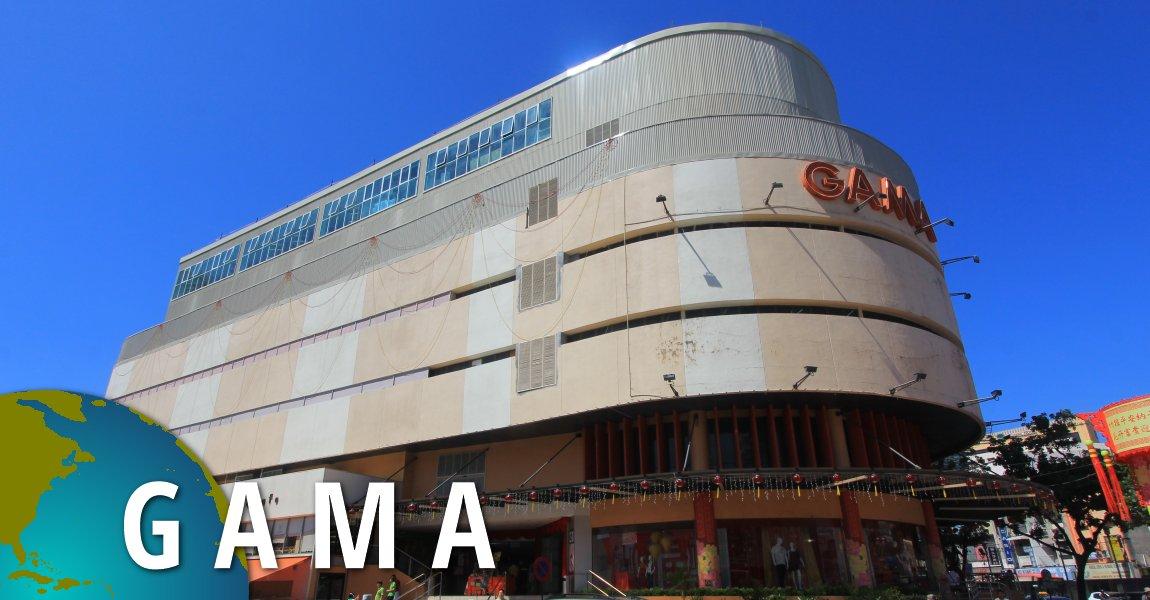 GAMA Supermarket & Departmental Store, Penang