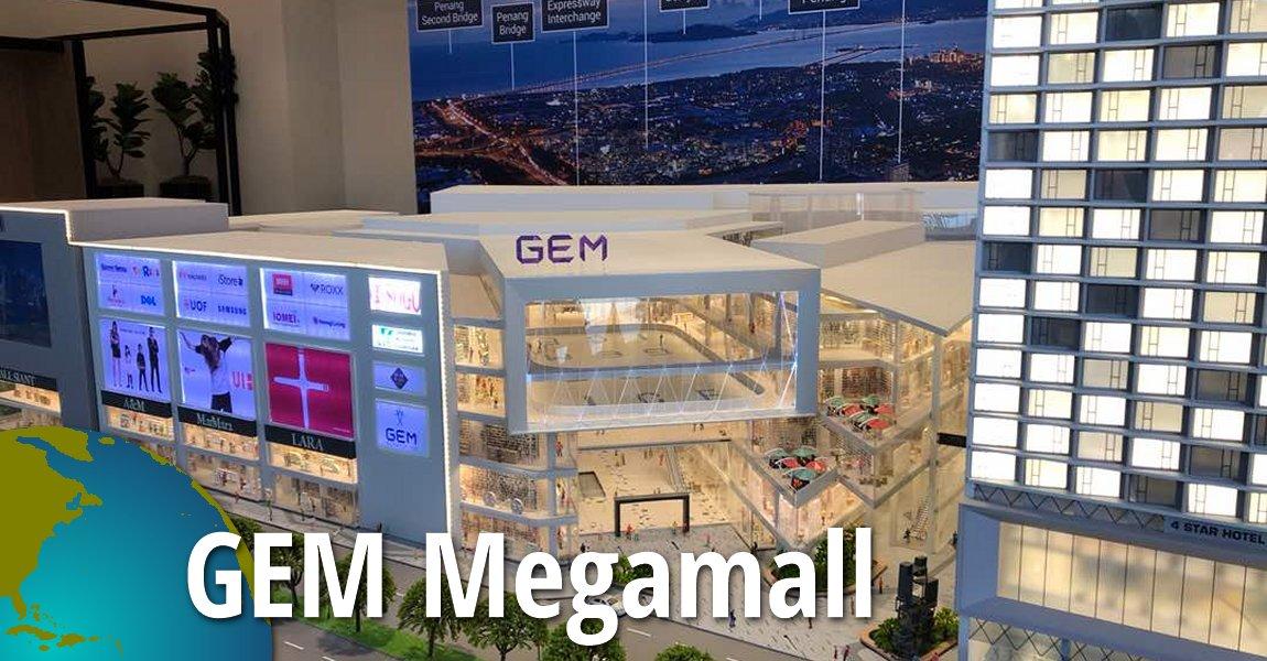 GEM Megamall, Prai