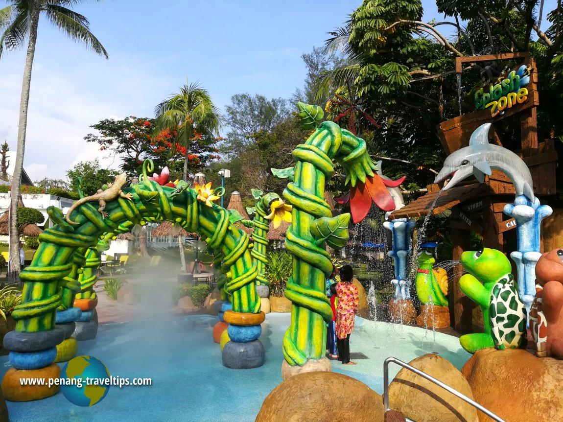 Splash Zone, Golden Sands Resort