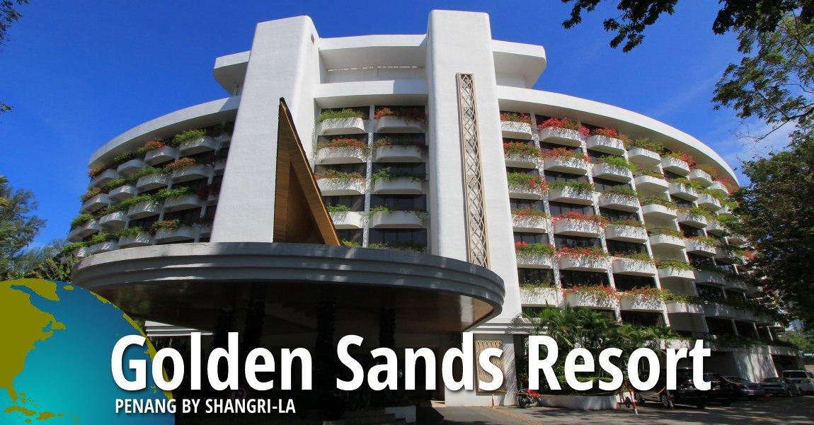 Golden Sands Resort Penang by Shangri-La