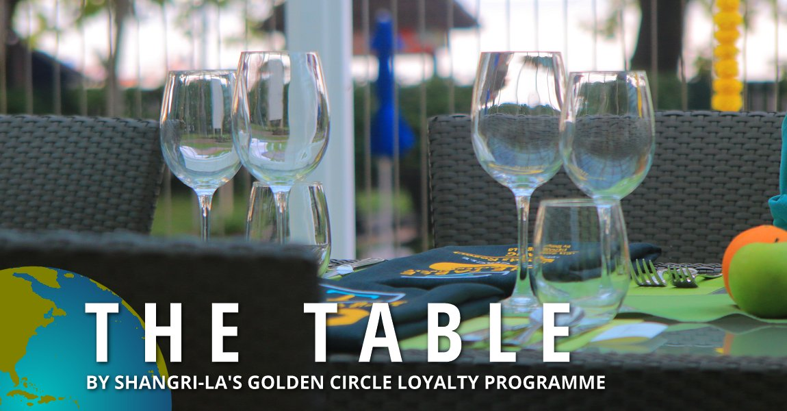 Launch of The Table by Golden Circle
