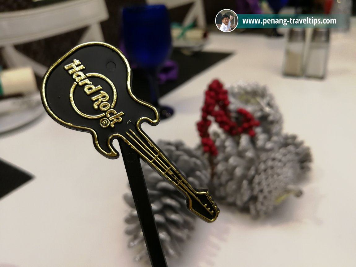 Hard Rock Hotel's Christmas & New Year buffets