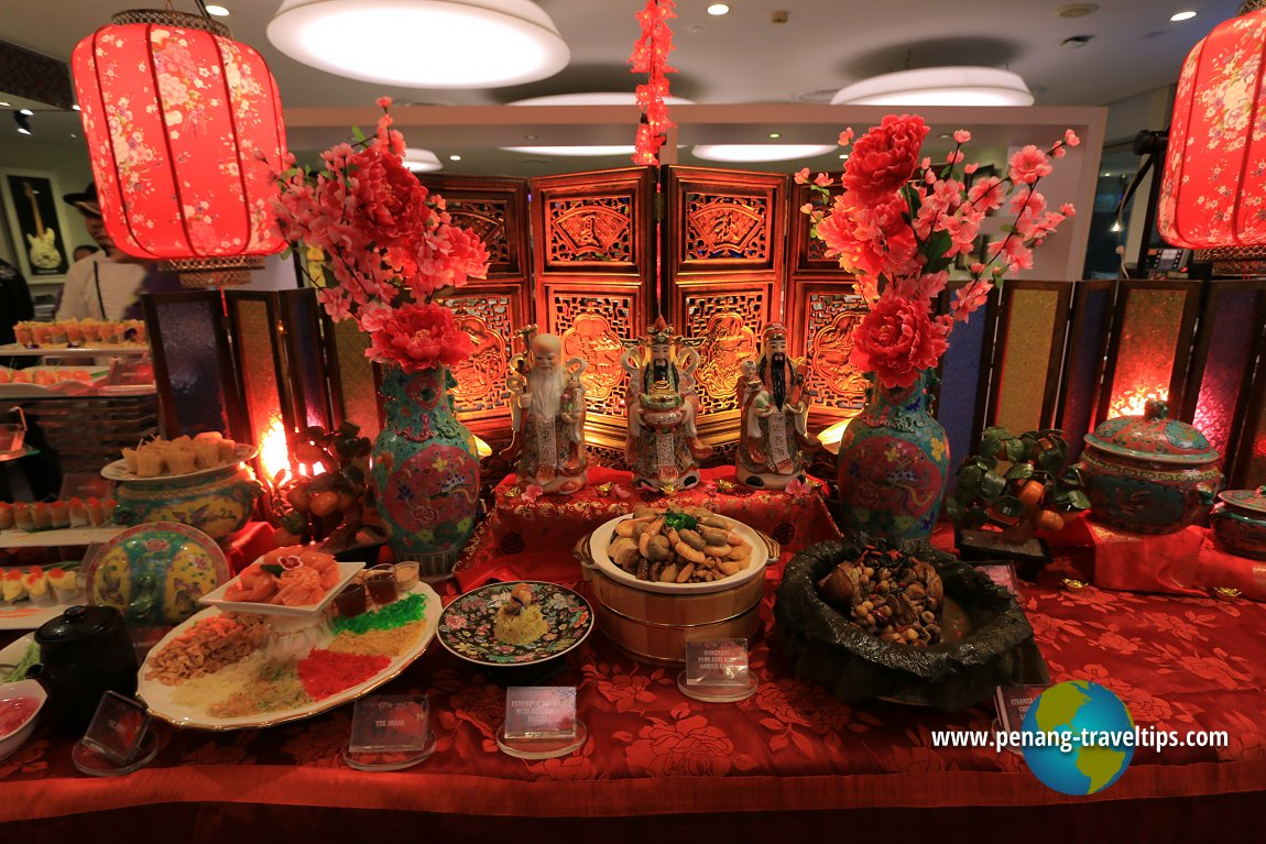Hard Rock Hotel Penang's 2018 Chinese New Year