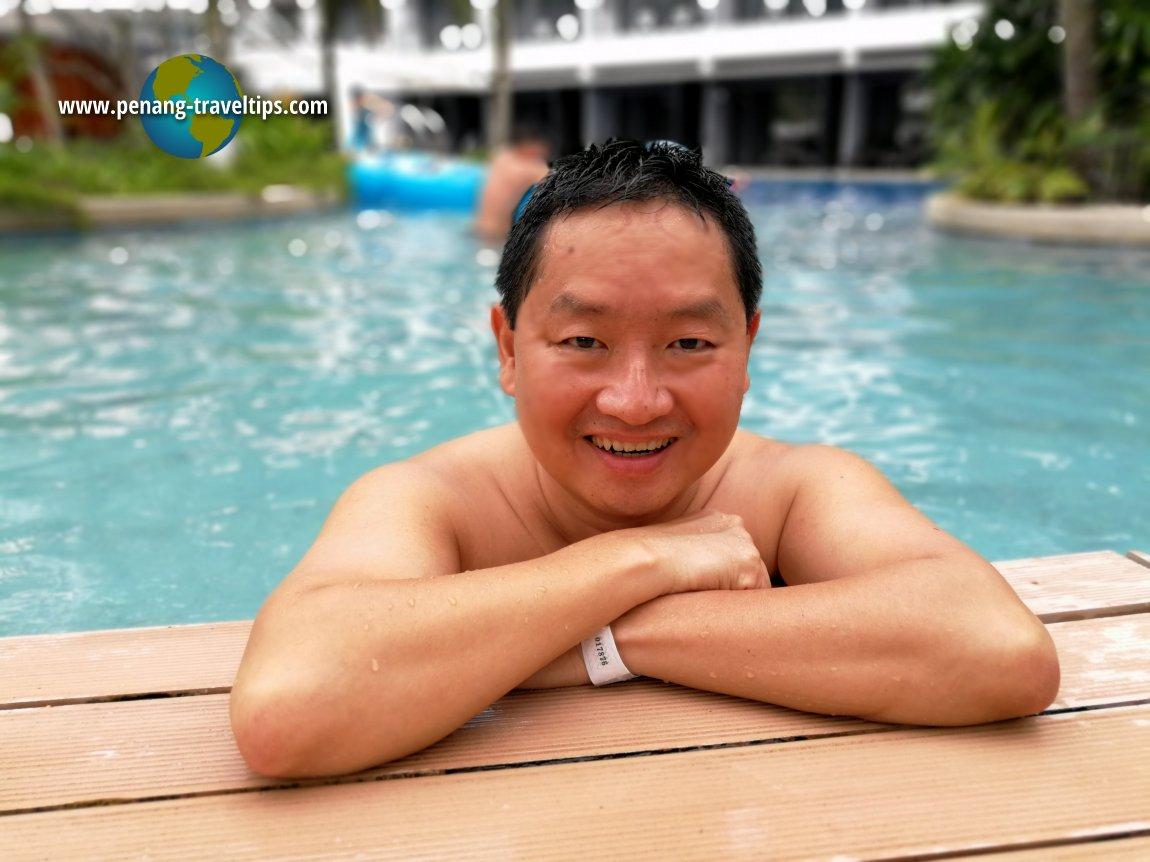 Hard Rock Hotel swimming pool