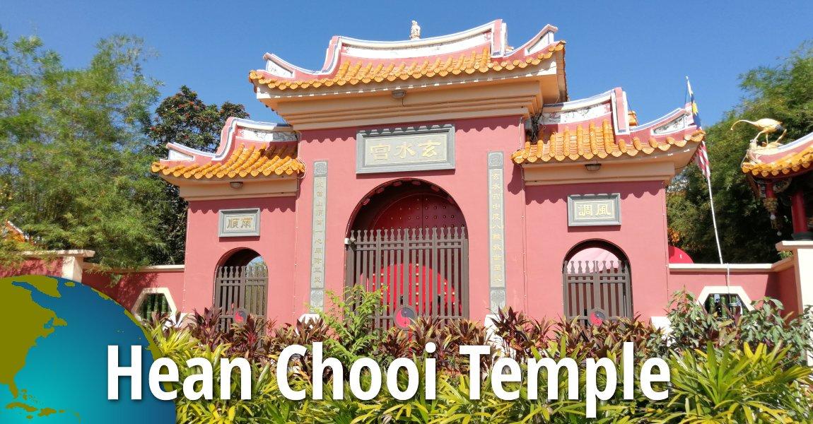 Hean Chooi Temple, Bandar Sri Pinang, Penang