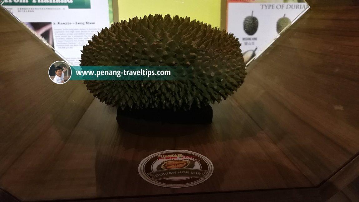 Hor Lor Durian