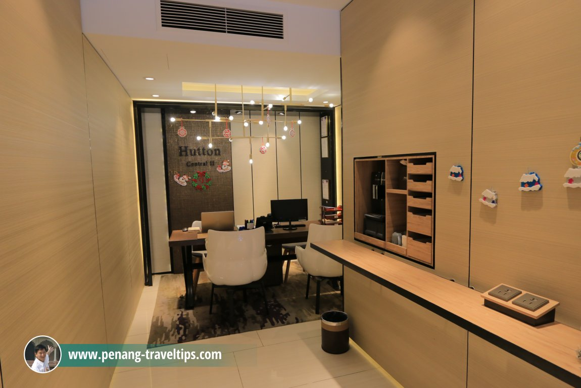 Hutton Central Ii Hotel George Town Penang