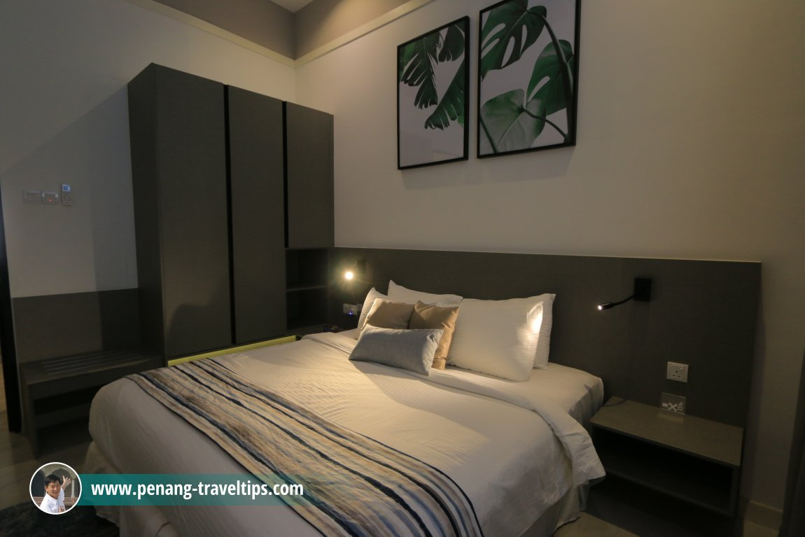 Hutton Central II Hotel, George Town, Penang
