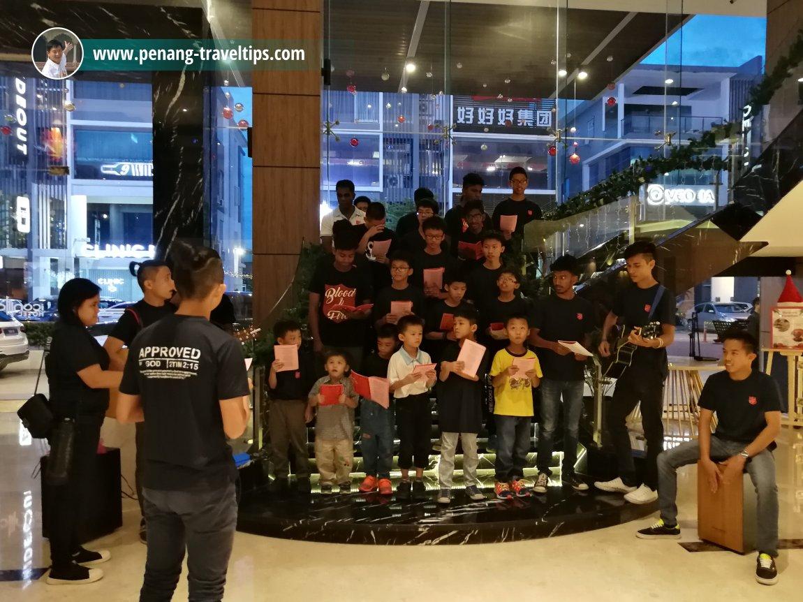 Christmas Buffets at Iconic Hotel, Penang