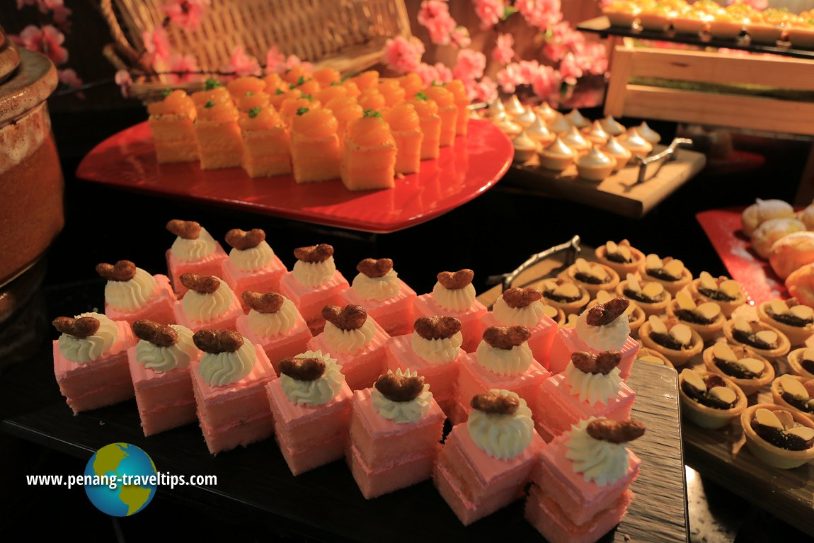 Iconic Hotel CNY 2018 Buffet