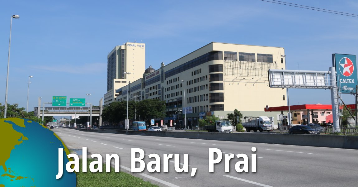 Jalan Baru, Prai