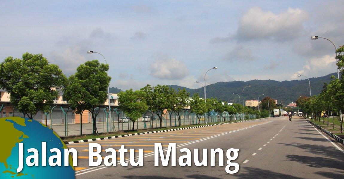 Jalan Batu Maung