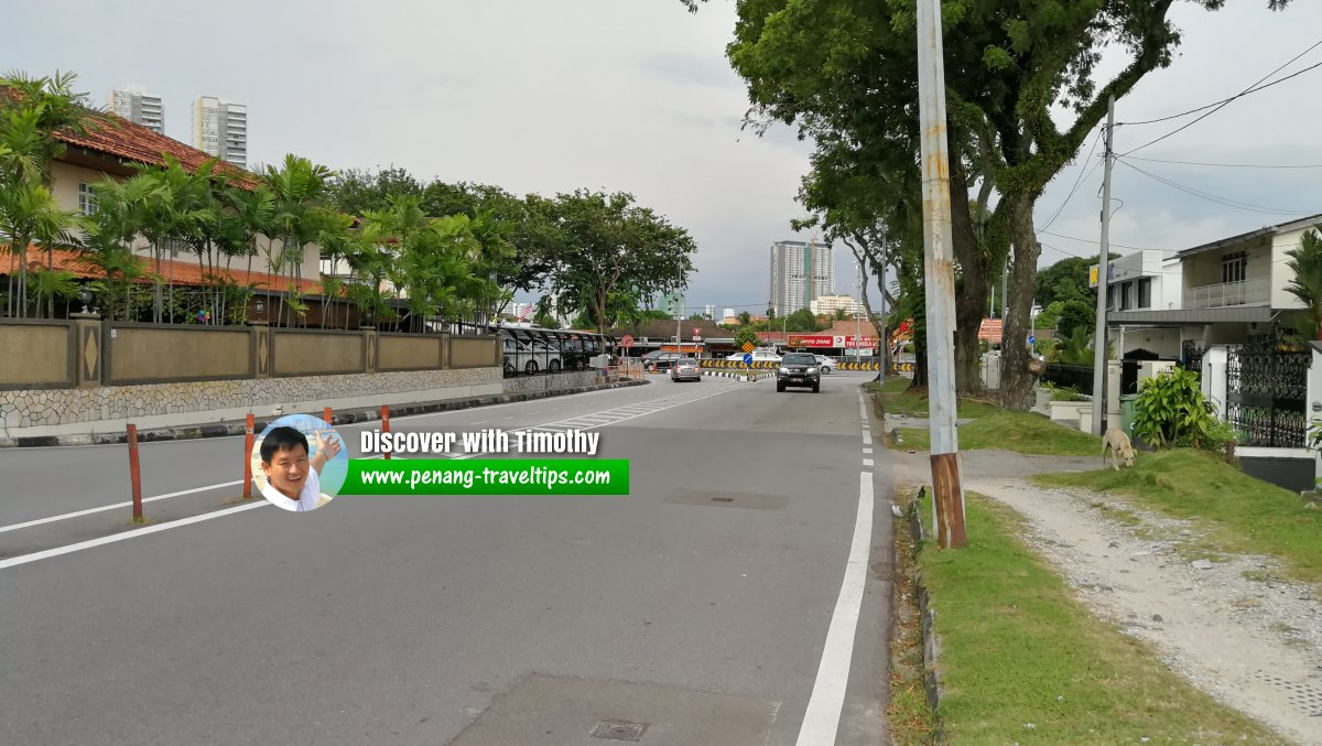 Jalan Delima, Island Glades