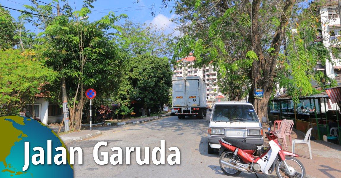 Jalan Garuda, Bayan Lepas
