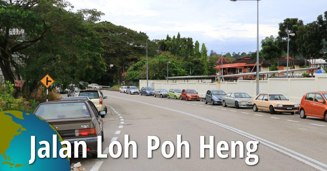 Jalan Loh Poh Heng, Tanjung Bungah, Penang