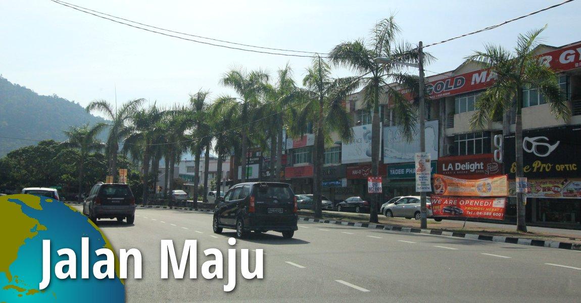 Jalan Maju, Bukit Mertajam