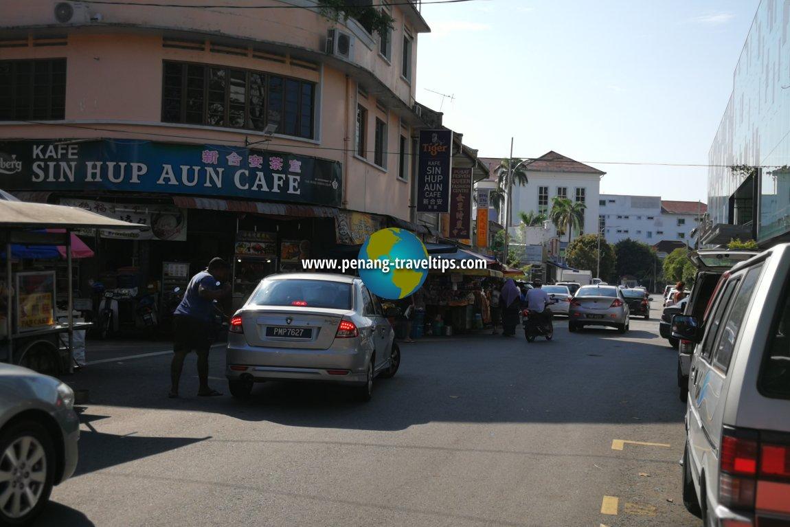Jalan Pasar, Pulau Tikus, Penang