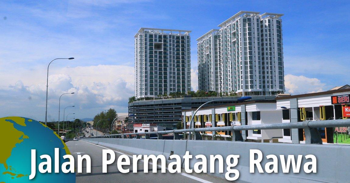 Jalan Permatang Rawa, Bukit Mertajam