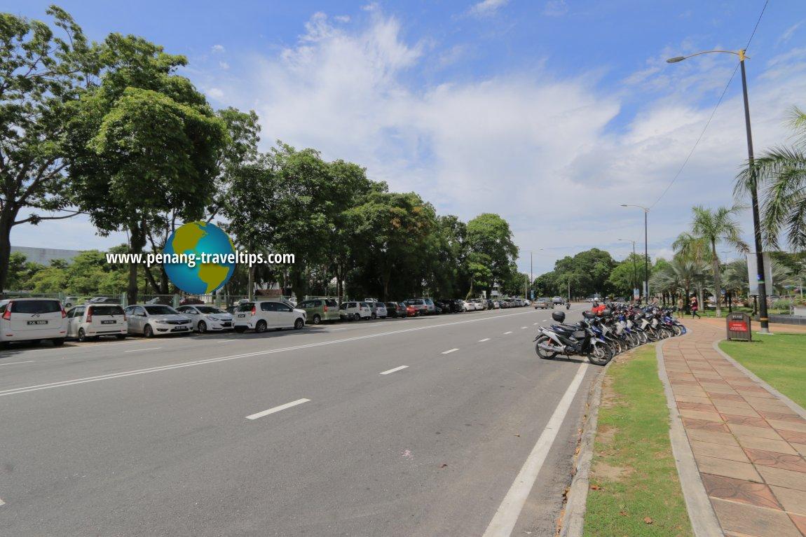 Jalan Todak, Seberang Jaya