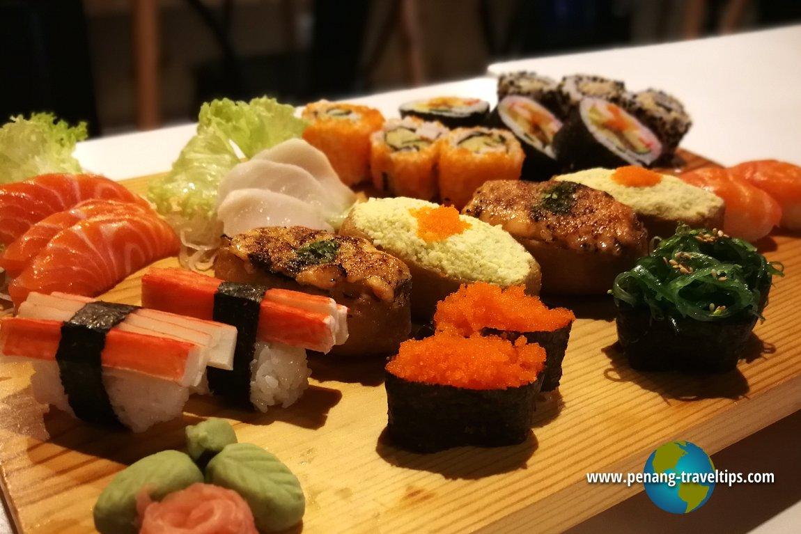 Mother's Day Semi-Buffet @ Japan Food Street