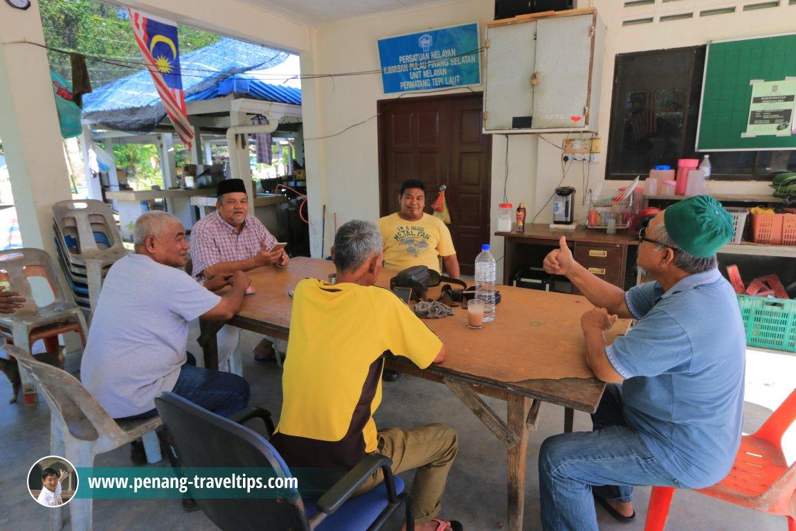 Jeti Nelayan Permatang Tepi Laut