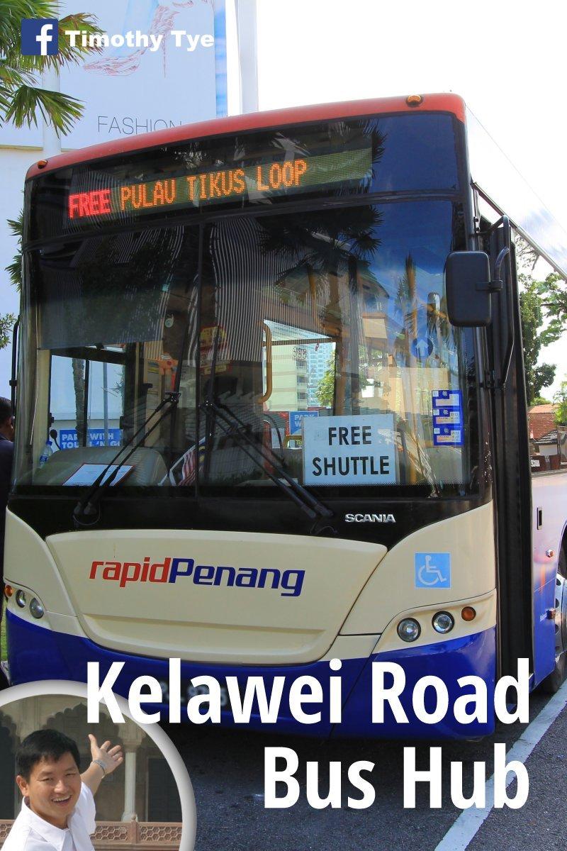 Kelawei Road Bus Hub