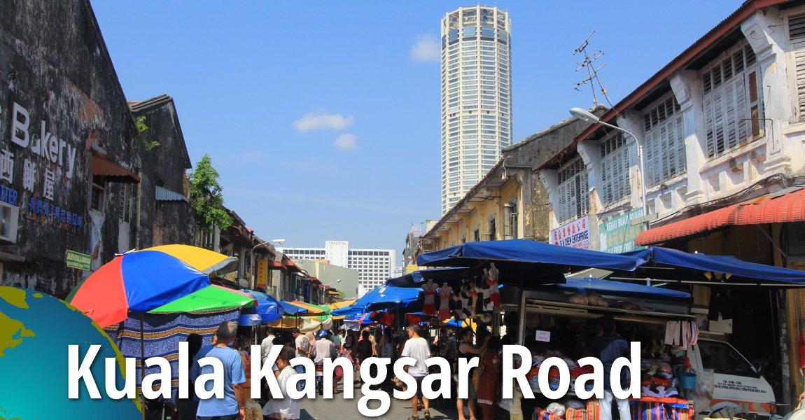 Kuala Kangsar Road
