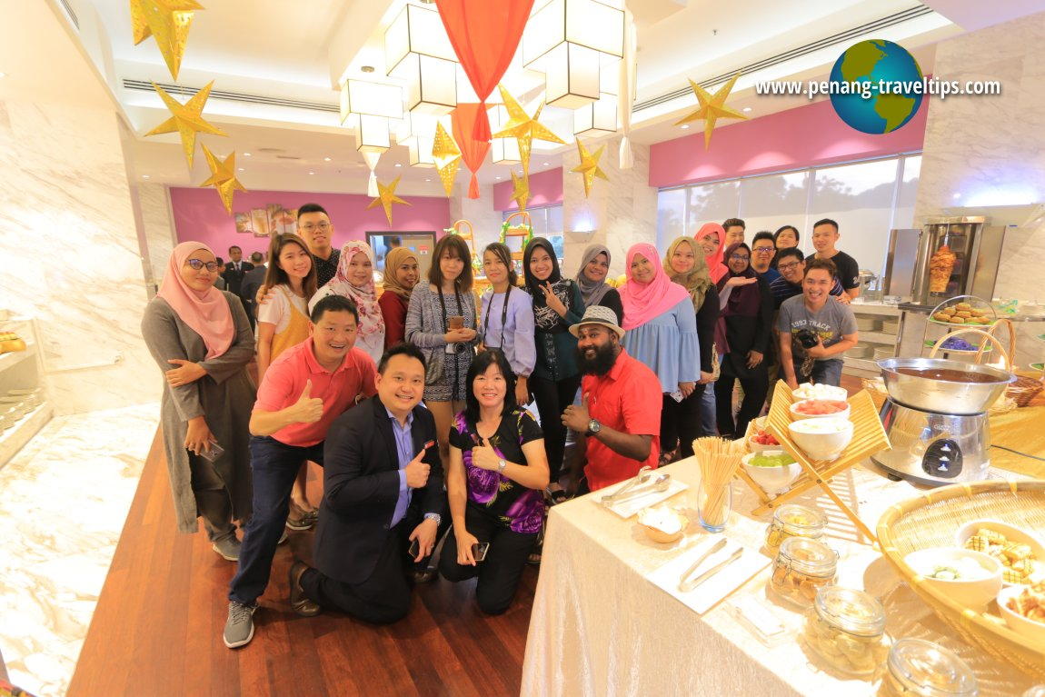 Ramadan Buffet Dinner at Lexis Suites Penang