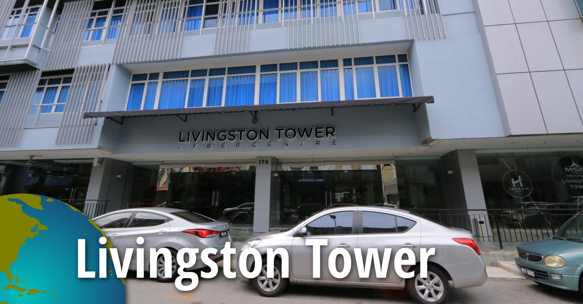 Livingston Tower, Penang