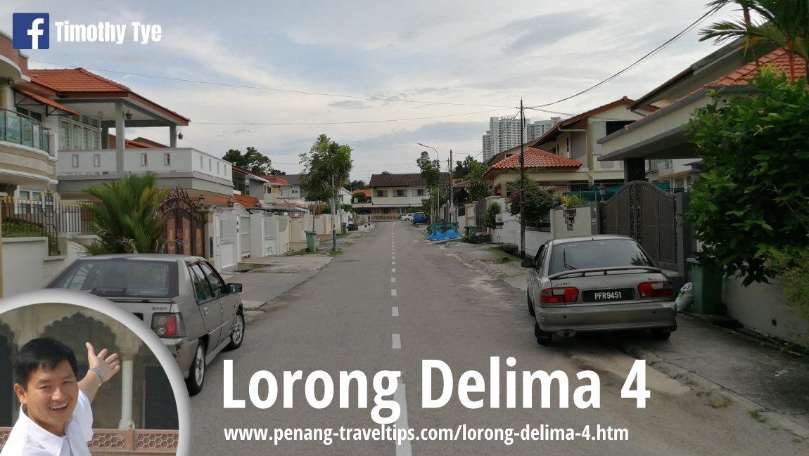 Lorong Delima 4, Island Glades