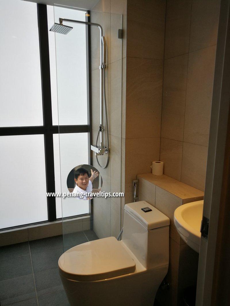 Washroom, Serene Suite, M Summit 191