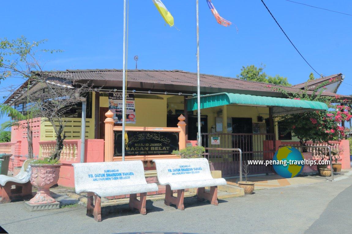 Masjid Jamek Bagan Belat