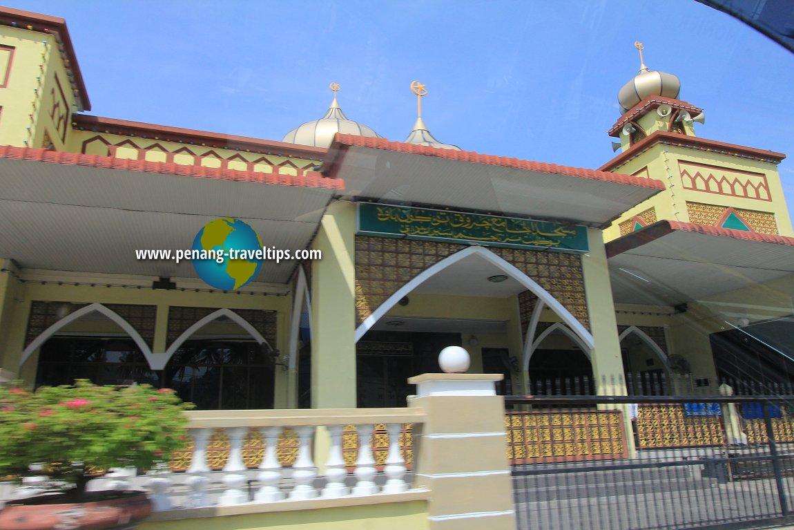 Masjid Jamek Cherok Tokun Bawah
