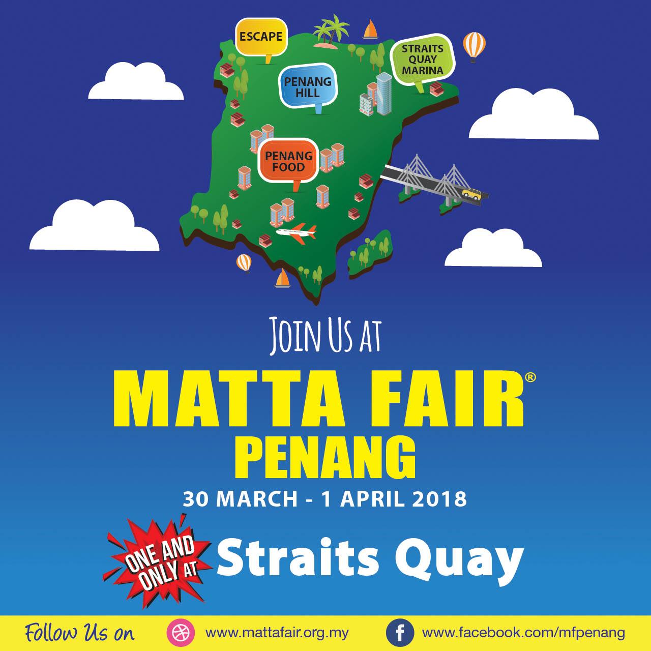 MATTA Fair Penang 2018