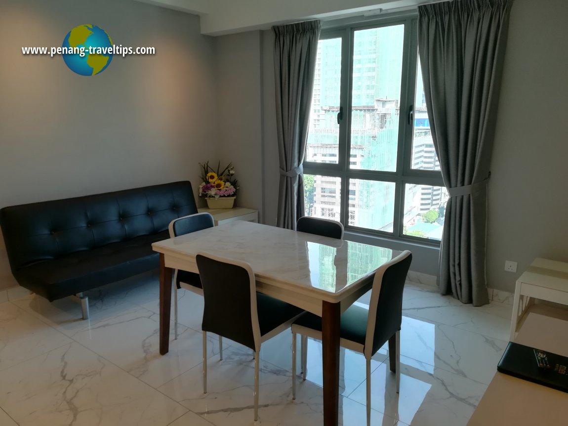 Studio Suite, Mei Hotel Penang