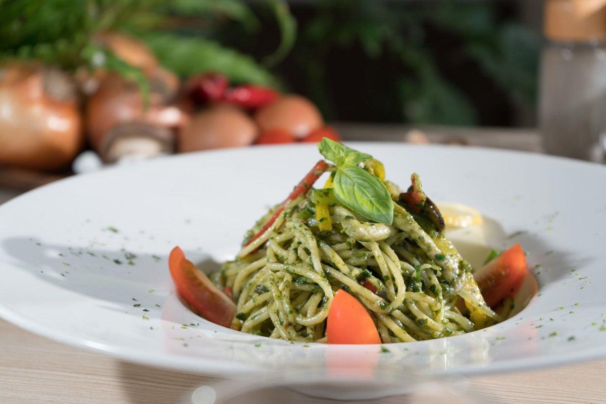 Pesto Vege @ Mellowcup Cafe