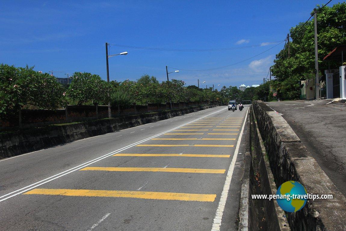 Mount Erskine Road, Penang