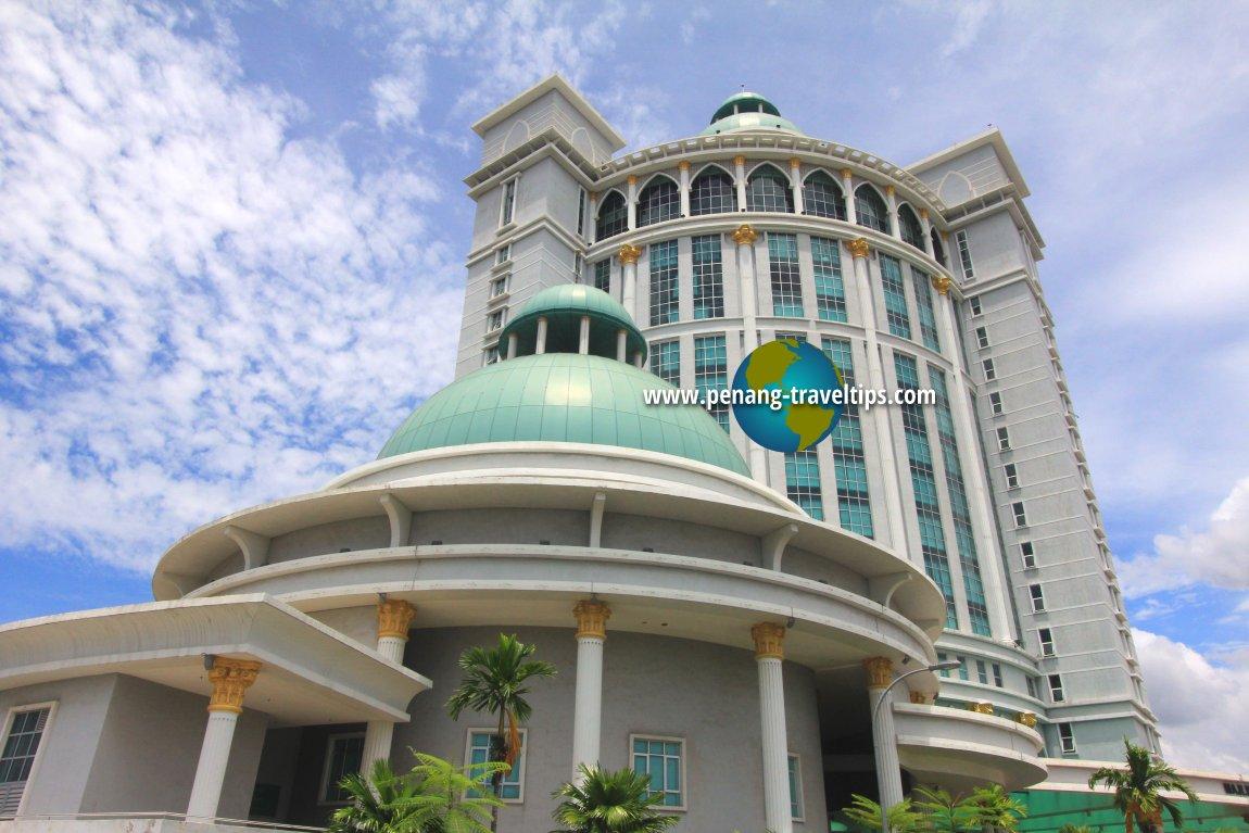 MPSP Building, Bandar Perda, Bukit Mertajam