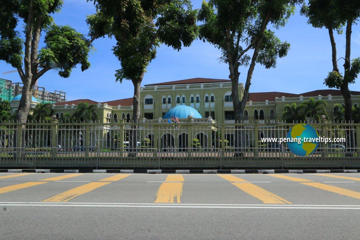 Seberang Perai Tengah branch of MPSP