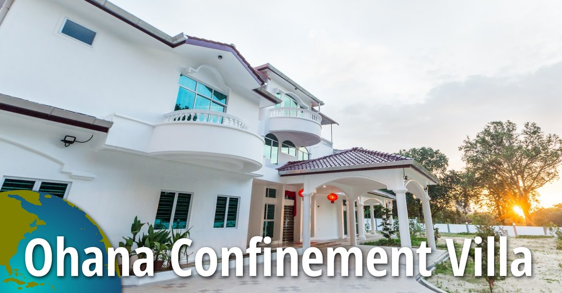 Ohana Confinement Villa