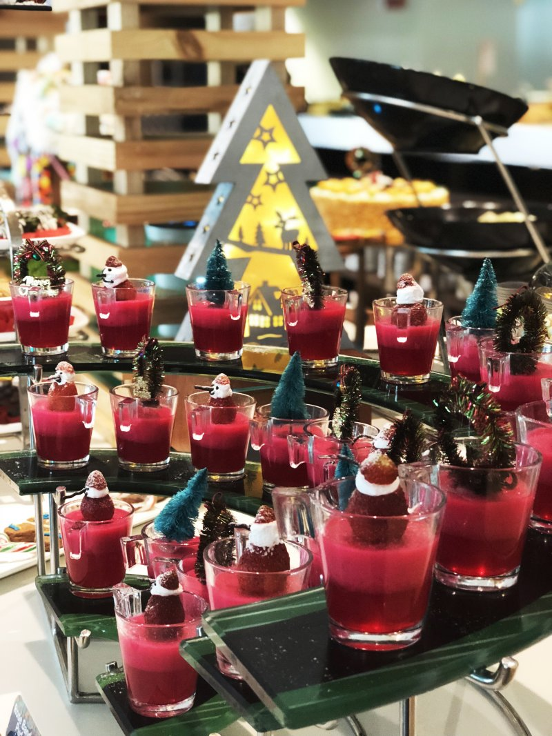 An Enchanted Christmas @ Olive Tree Hotel