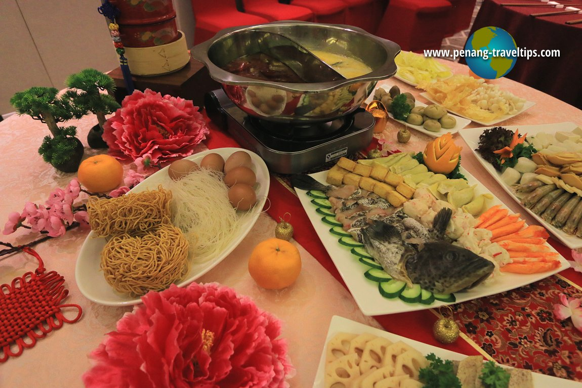 Olive Tree Hotel 2018 Chinese New Year Food Review