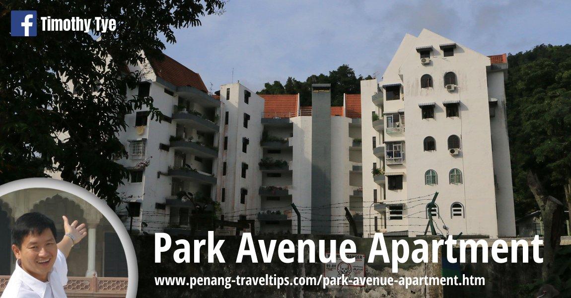 Park Avenue Apartment, Penang