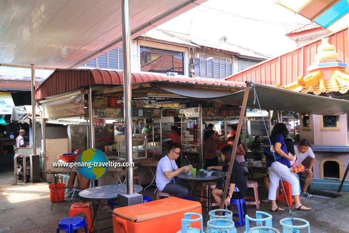 Bukit Mertajam Tua Pek Kong Cheng Hawker Centre