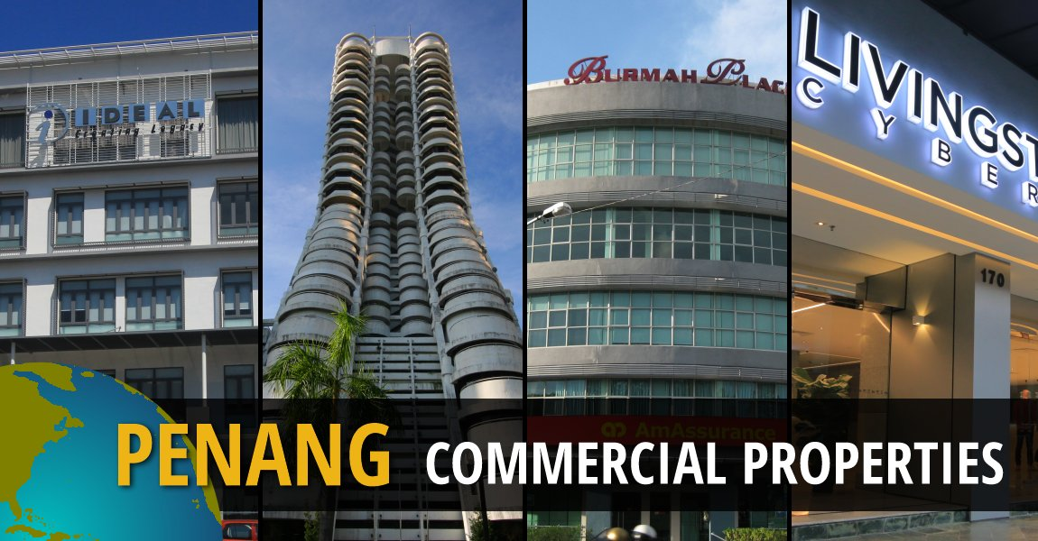 Penang Commercial Properties