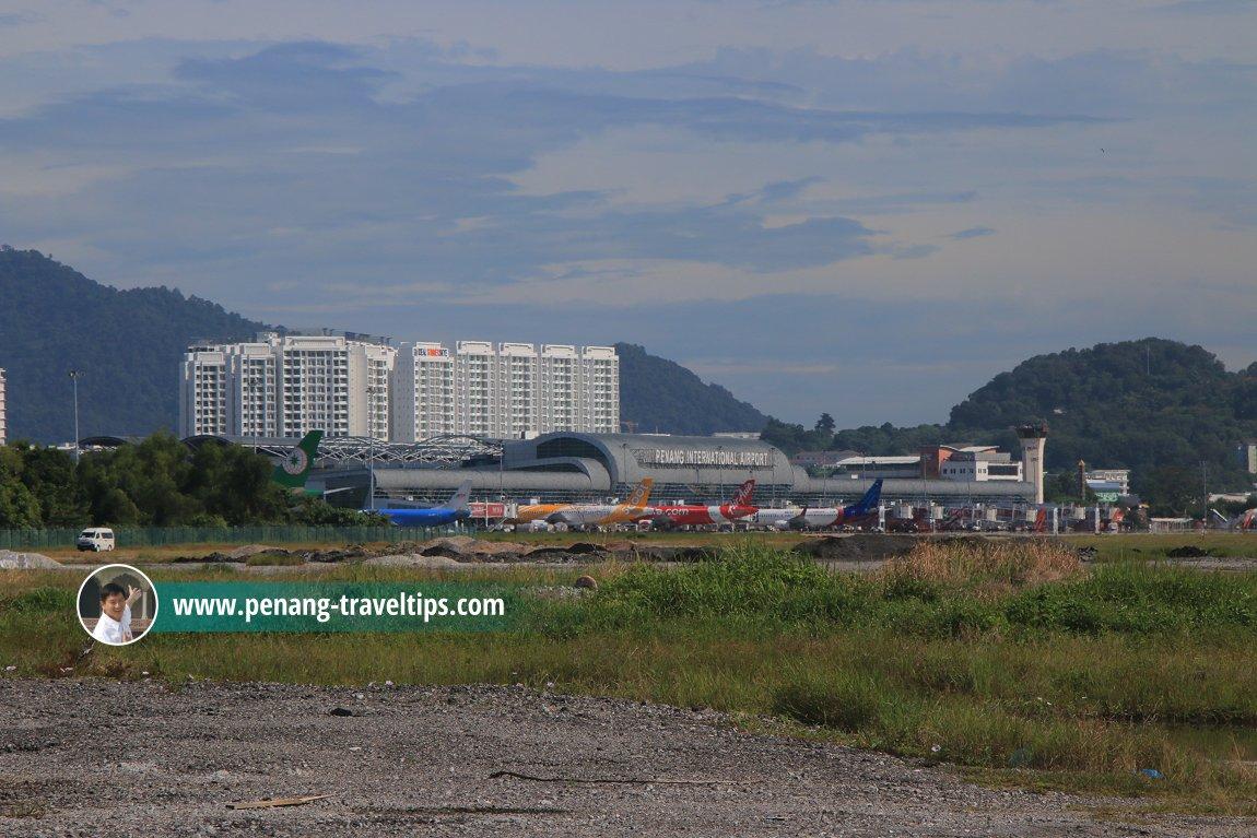 Penang International Airport Terminal